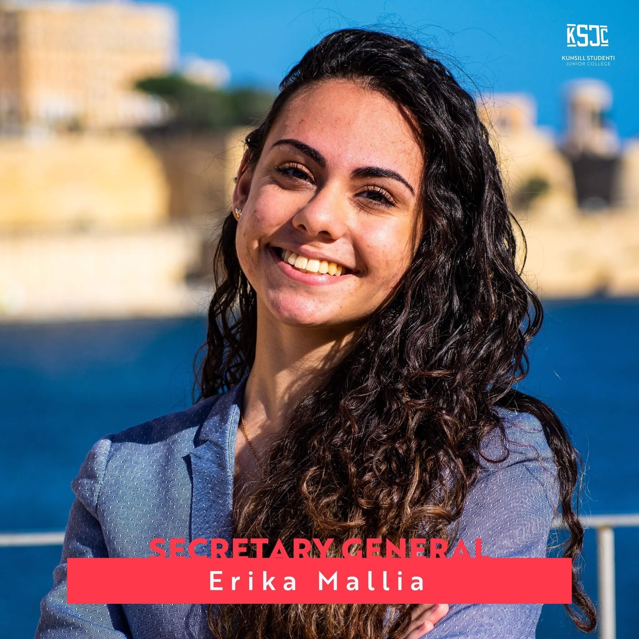 Erika Mallia