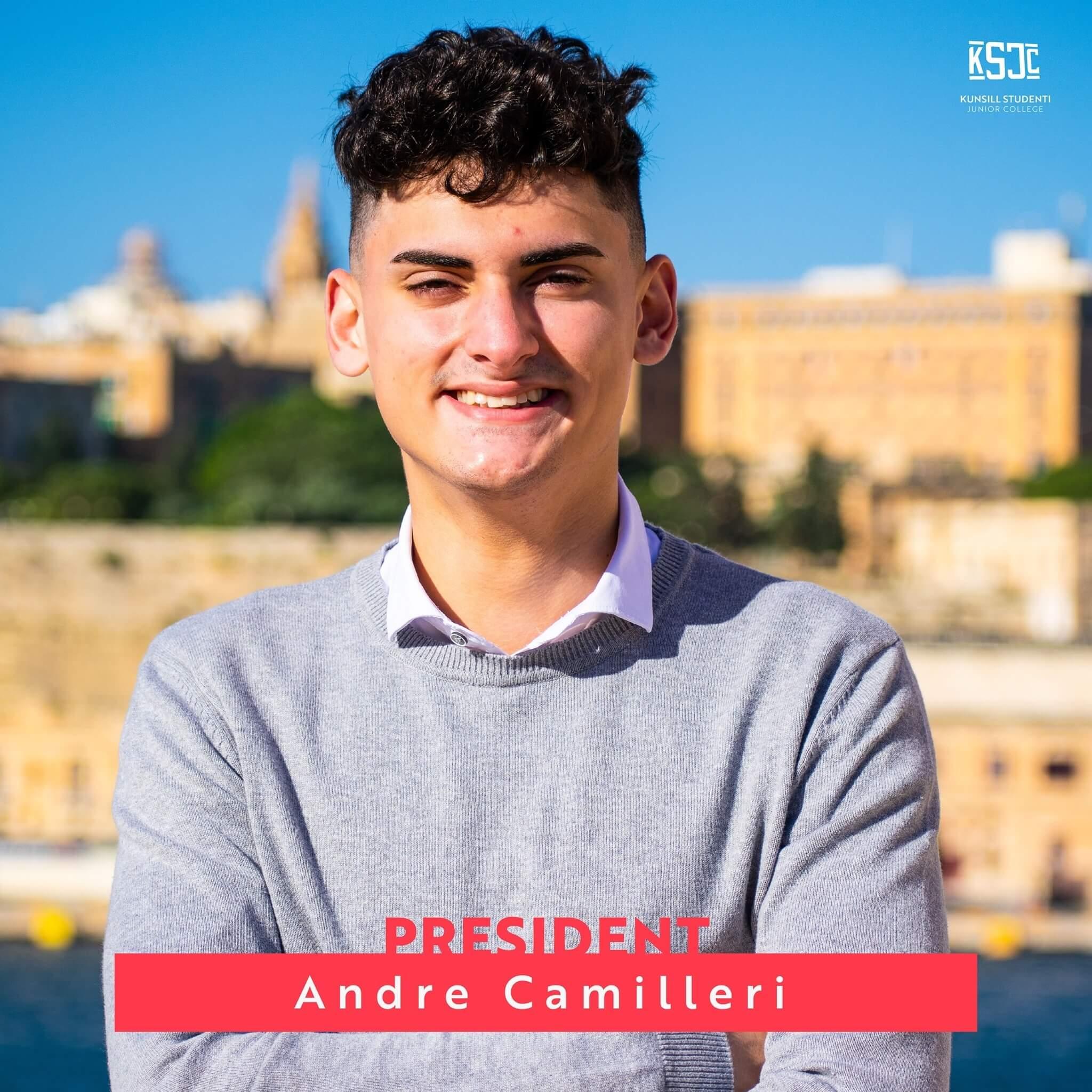 Andre Camilleri