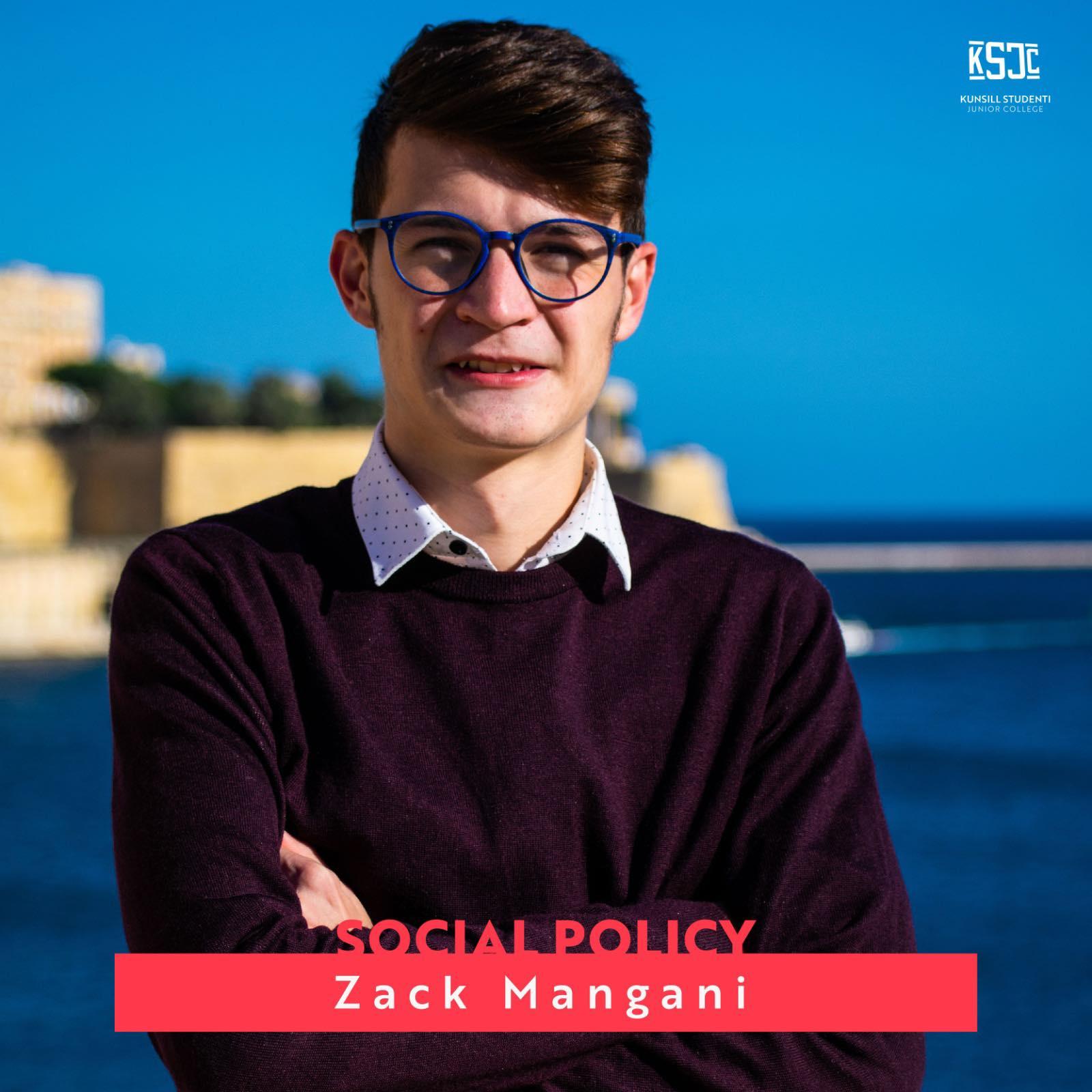 Zack Mangani